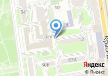 Компания «Дельта Сибири» на карте
