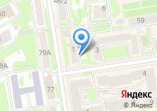 Компания «Топ-бетон» на карте