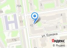 Компания «Принтерра» на карте