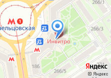 Компания «Лучистый» на карте