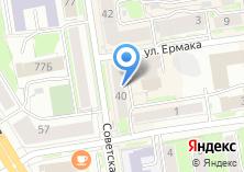 Компания «А3+» на карте
