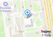 Компания «Манежный» на карте