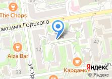 Компания «Арбитражный управляющий Анников И.В.» на карте