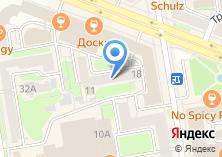 Компания «Феникс К» на карте