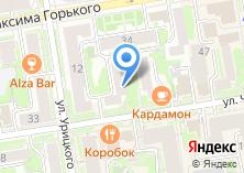 Компания «Финалит» на карте