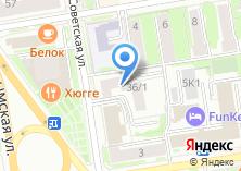 Компания «Новинтех» на карте