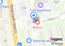 Компания «Анка» на карте