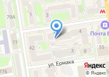 Компания «АБ БАНК ПРОЕКТНОГО ФИНАНСИРОВАНИЯ» на карте