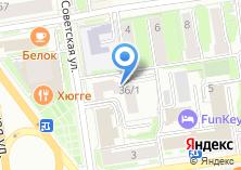 Компания «Альфа-Части» на карте