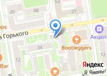 Компания «Кредит Керамика» на карте