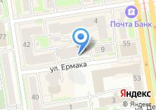 Компания «ОлеХаус-Новосибирск» на карте