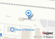 Компания «Виктори торговый дом» на карте