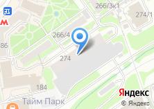 Компания «Carina Vita» на карте