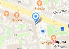Компания «Протект» на карте