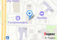 Компания «СРГТ» на карте