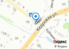 Компания «НСДК» на карте