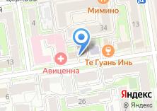 Компания «Сибирские огни» на карте