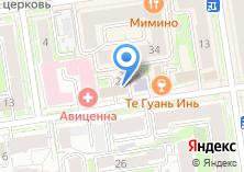 Компания «Союз дизайнеров России» на карте
