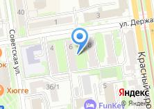 Компания «Феррум» на карте