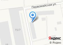 Компания «Дорстрой» на карте