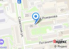 Компания «Общественная приемная депутата Совета депутатов г. Новосибирска Сулейманова Р.И.» на карте