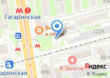 Компания «Автостоянка на Красном проспекте» на карте