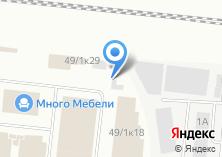 Компания «АнгараЛес» на карте