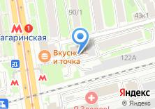 Компания «МТТ-Новосибирск» на карте