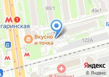 Компания «СТК Групп» на карте