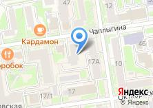 Компания «ЛОРиЯ» на карте