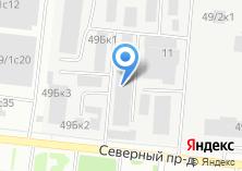 Компания «Сибирь лесопродукт - Строительная обработка дерева, возведение деревянных построек» на карте