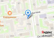 Компания «Советская 19» на карте