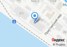 Компания «ТЭК ТрансСиб транспортная компания» на карте