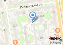 Компания «Сибирская мансарда» на карте