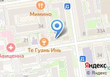 Компания «Сметчик Новосибирск» на карте