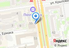 Компания «Print» на карте