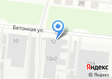 Компания «Томские мебельные фасады торгово-производственная компания» на карте