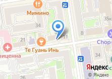 Компания «Московская Биржа» на карте