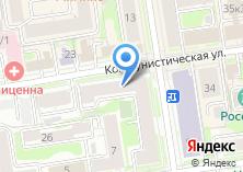Компания «Авто-Сибирь» на карте