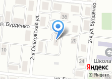 Компания «ИНВЕСТТЭК» на карте