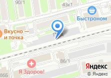 Компания «Автохолдинг» на карте