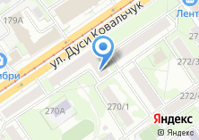 Компания «АВТОИНВЕСТ ЛОМБАРД» на карте