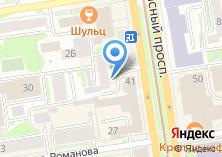 Компания «ДОКТОР КЛЮЧ» на карте