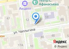 Компания «Ура!» на карте