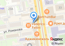 Компания «Гид Сибирь» на карте
