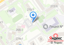 Компания «Right Ride» на карте