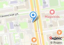 Компания «Timesport.ru» на карте
