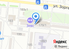 Компания «Квадро» на карте