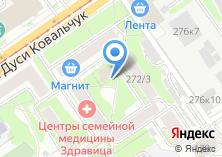 Компания «СОК студия корпоративной рекламы» на карте