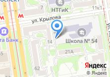 Компания «БОН АППЕТИТ» на карте